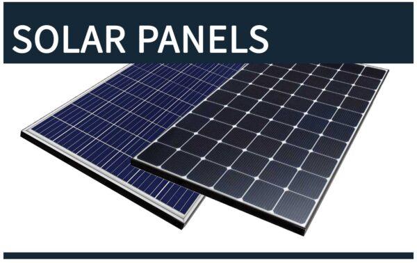 solar accessories online