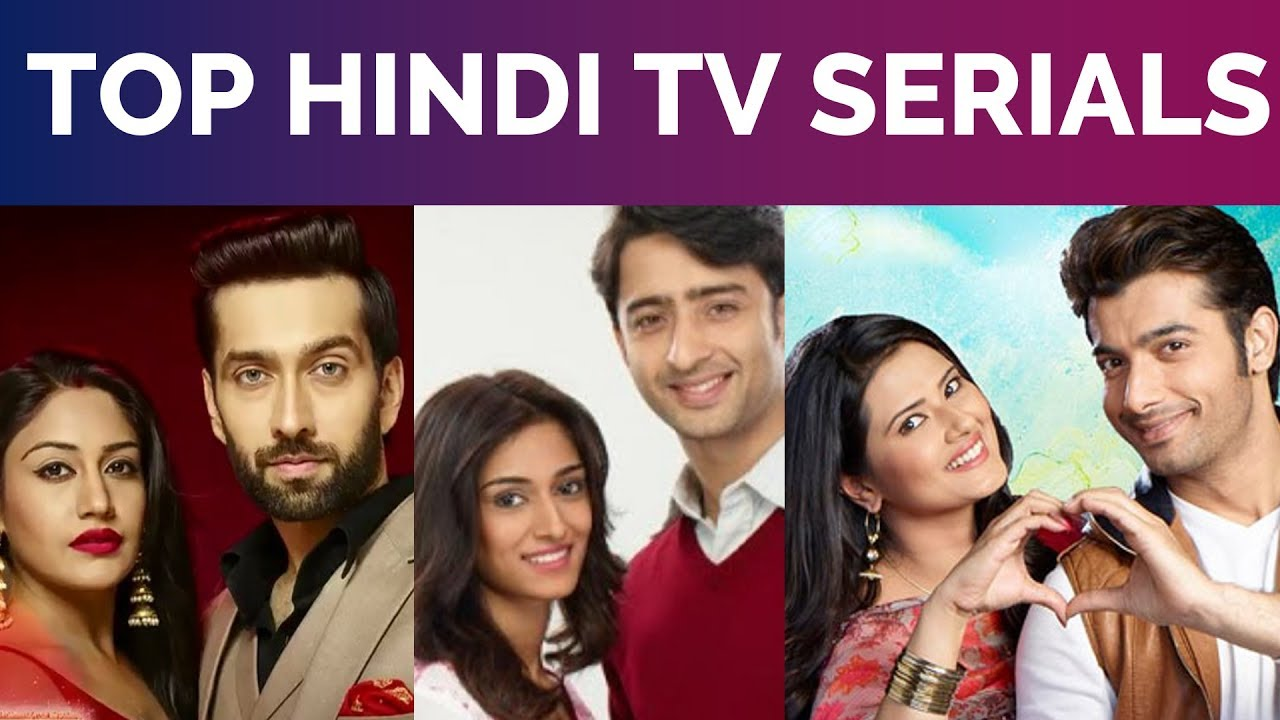 Indian tv series list