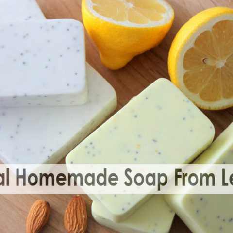 natural soaps at home