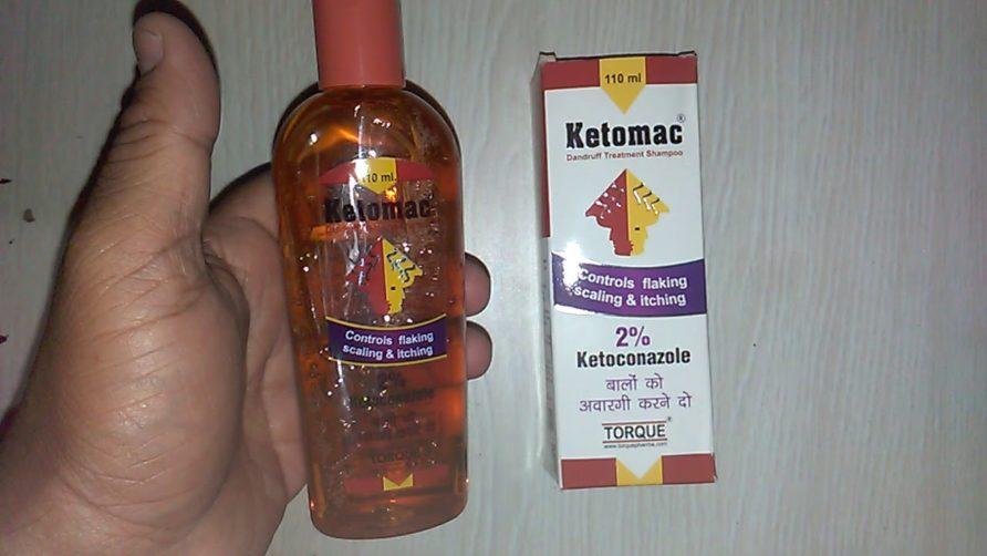 antidandruff shampoo