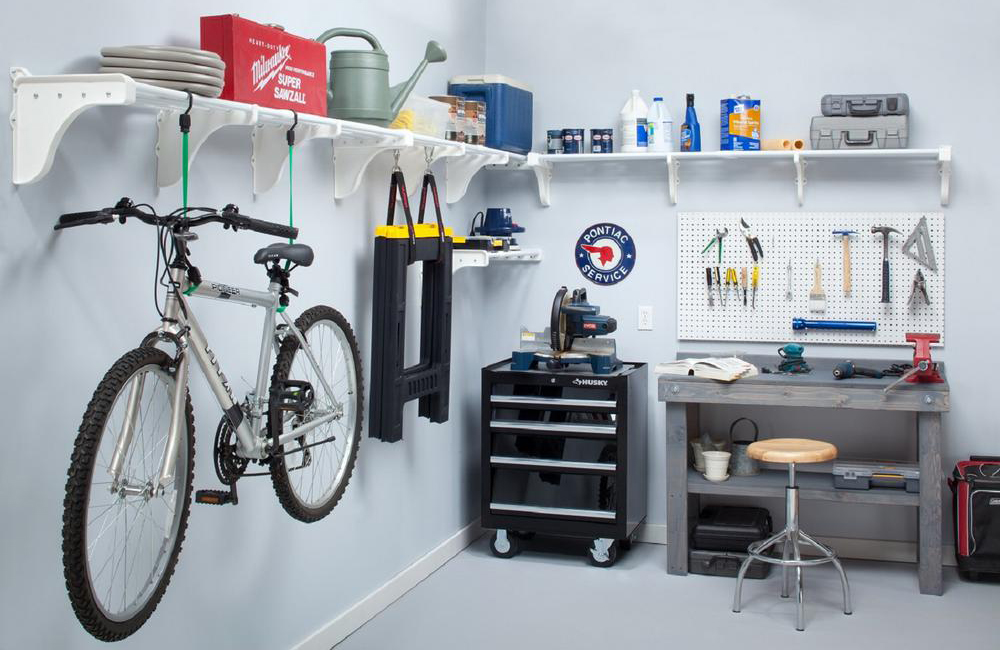 Garage Ideas for Your Quarantine