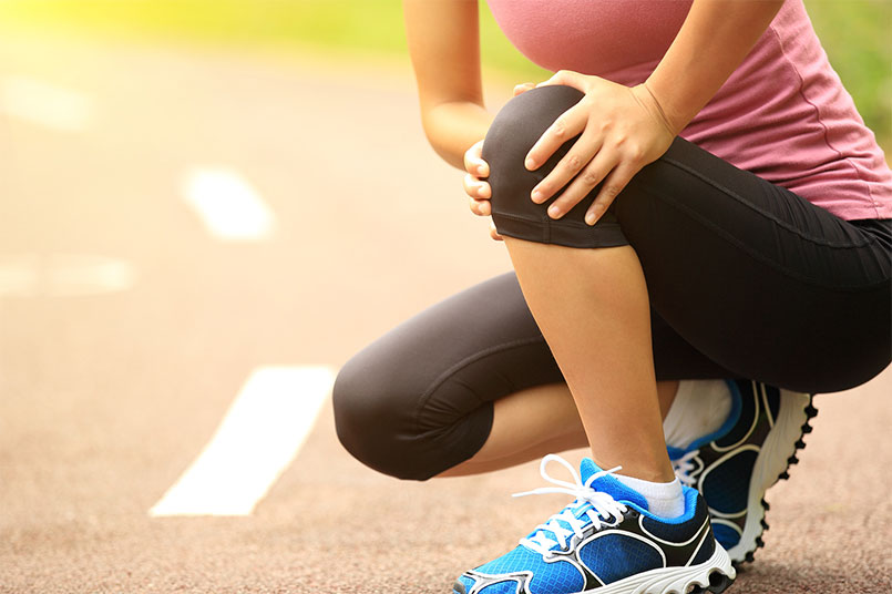 Home Remedies For Curing Knee Pain